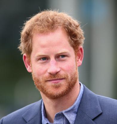 Akankah Bayi Dari Harry & Meghan Memiliki Rambut Ginger ?