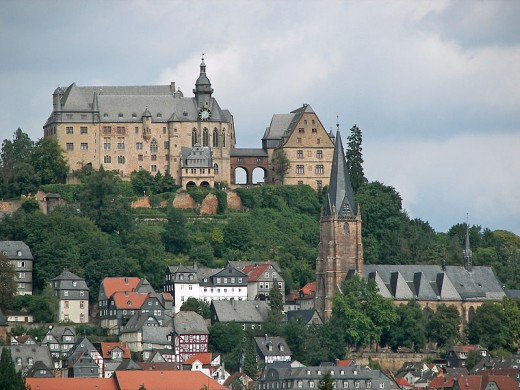 Visit the city of the one of the world's onldest universities and relive the Grimm Brother's experiences