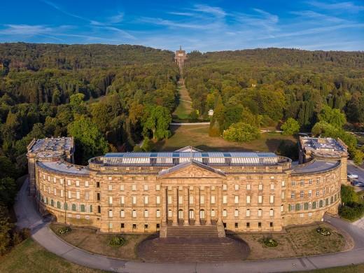 Wilhelmshöhe Castle Museum