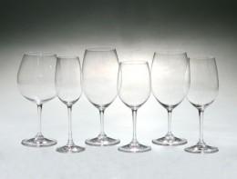 The classic Riedel wine glasses are still the world's standard.