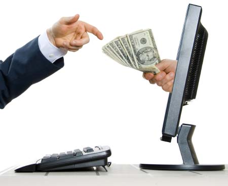 Writing and posting articles online is like receiving money right out of your computer.