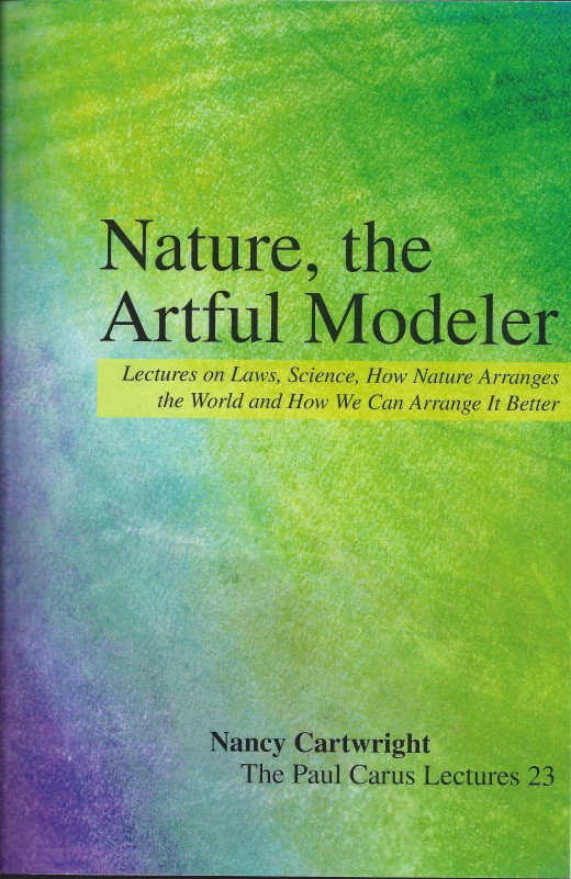 The Cover of 'Nature, the Artful Modeler'