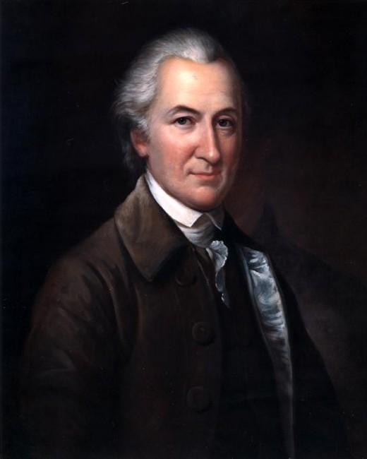 John Dickinson, Revolutionary War