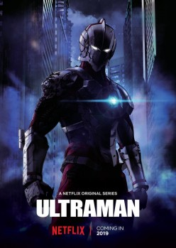 Anime Review: Ultraman Season 1 (2019)