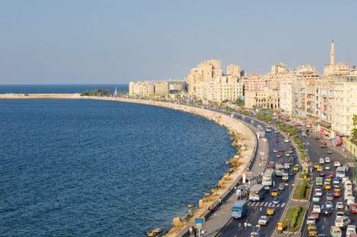 The Most Beautiful 7 Places in Alexandria (Egypt)