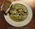 How to Make Dutch Split Green Pea Soup With Smoked Sausage