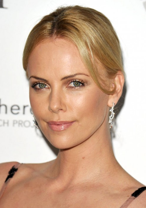 Charlize Theron is one beautiful woman.