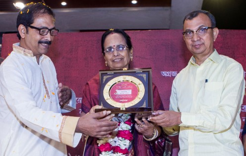 Lakshyapar Parampara Lifetime Achievement, 2019