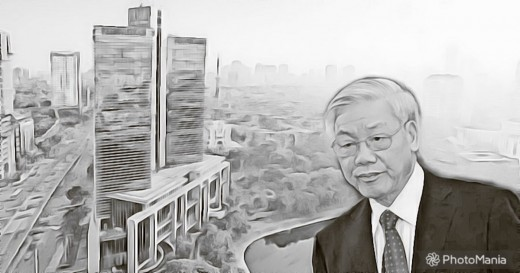 General Secretary and President Nguyen Phu Trong just punishes PVN or he will change the policy of economic development?