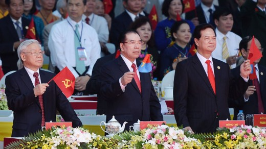 Party leaders are directly involved in the decision to invest abroad.