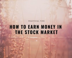 How to Make Money in Stocks - A Beginner's Guide