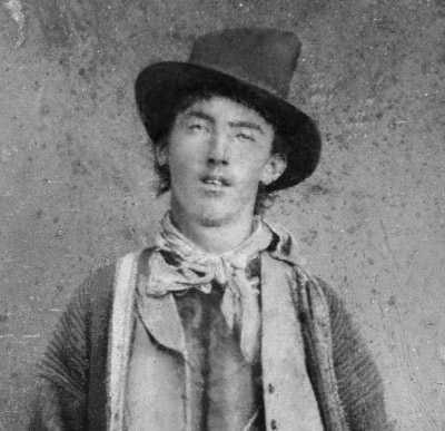 Billy the Kid,aka. William H. Bonney