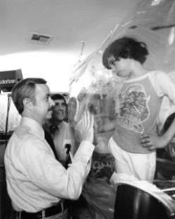 The 12 Years Nightmare of a Plastic Bubble Baby