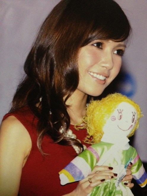 Misako Uno is seen here at the Asian Music Festival with the organization UNICEF in 2011.