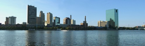Toledo, Ohio: Number One Gateway City, because it provides individuals to the world.