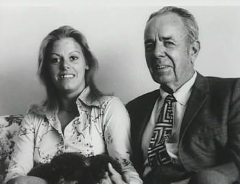 Aileen & elderly husband (of 9 weeks)  Lewis Gratz Fell