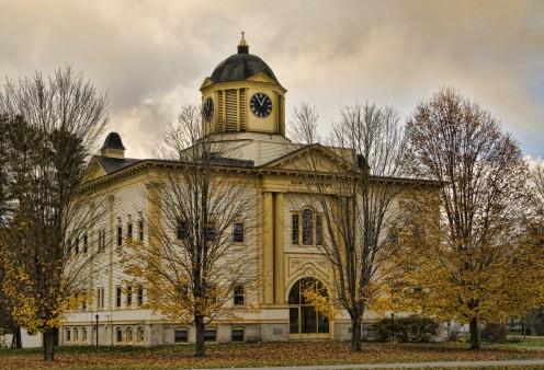 Dow Academy, Franconia, NH.