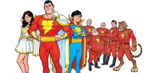 "The ""Marvel/Shazam"" family of characters."