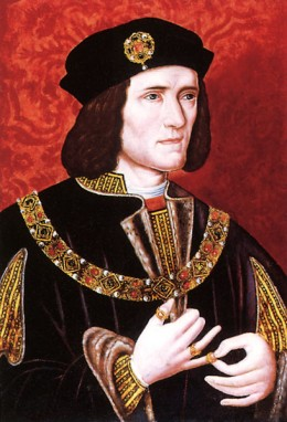 The normal-looking Richard III