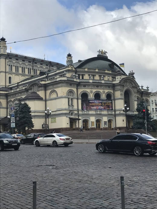 National Opera House of Kiev