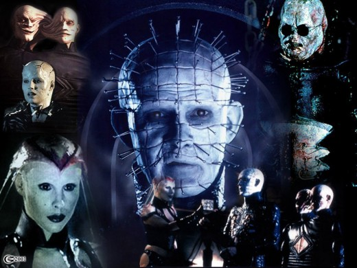 Pinhead & The Cenobites