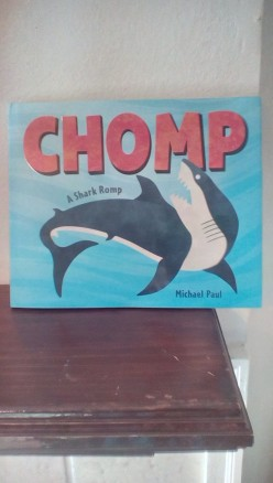 Sharks Chomp and Come in All Sizes in This Beautiful Picture Book for Young Readers
