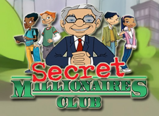 Secret Millionaires Club Warren Buffett