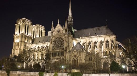 Our Lady Of Paris!