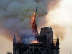 Notre Dame Cathedral:  France, Forever Strong