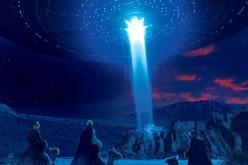 The Bethlehem Star and Jesus Christ.