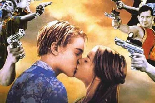 """Romeo + Juliet"" (1996): Romeo and Juliet Were Sacrificed by God"