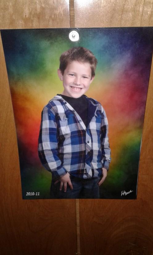 My Grandson, Adam Mayer!