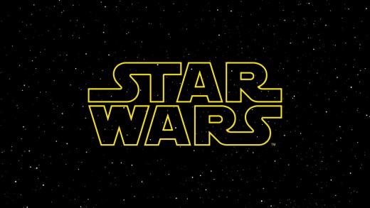 Star Wars Title Logo