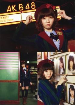 A Photo Gallery of Japanese Pop Music Singer Haruka Shimazaki Photos From the Photo Book Paruru Komaru