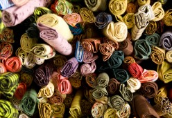 Wondering Which Fabric is Most Sustainable?  Deadstock Material Should Be on Your Radar!