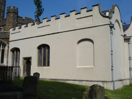 De Grey Mausoleum, Flitton