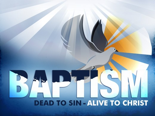 I believe that baptism is necessary element of salvation, but NOT of water.