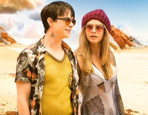 Cara was fantastic in this film!