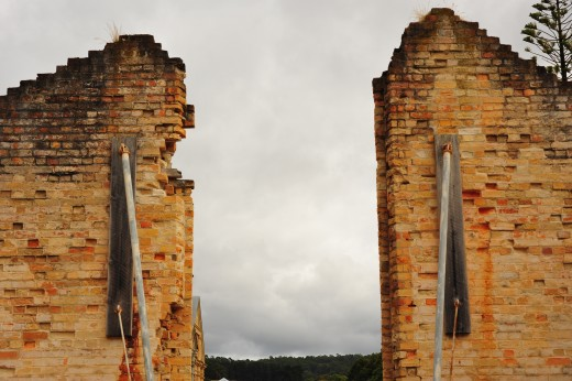 Port Arthur Remnants