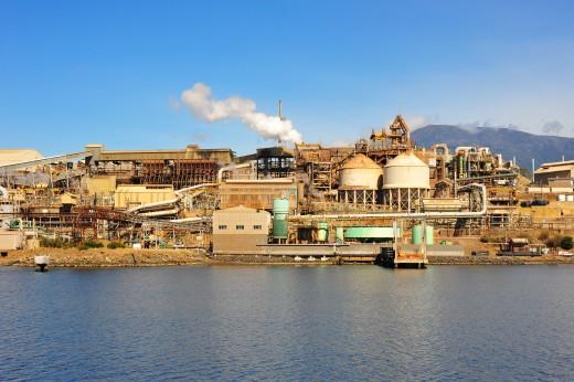 Nyrstar Hobart Smelter