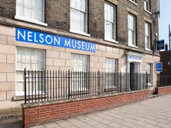 Visiting the Nelson Museum in Great Yarmouth