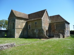 English Heritage Properties in Cambridgeshire