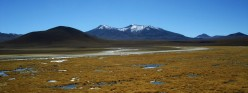 The Altiplano of South America