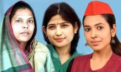 Samajwadi Party's Women for 2019 Lok Sabha