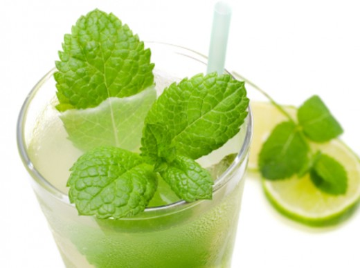 Mojito's, so fresh and cool. A perfect summer nights companion.