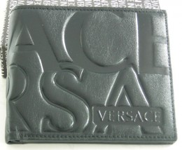 If you want ultimate luxury, carry a Versace men wallet.