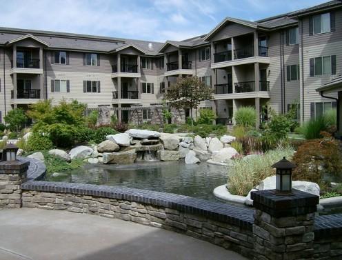 The Springs at Veranda Park Retirement Community in Medford.