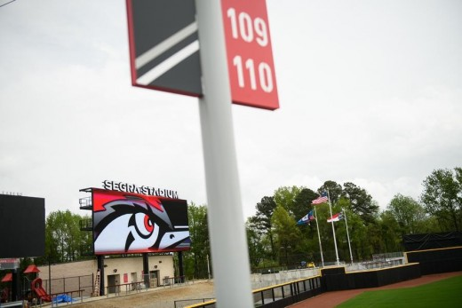 The Segra Stadium is now open, and the Fayetteville Woodpeckers have already won their first game on April 20, 2019!