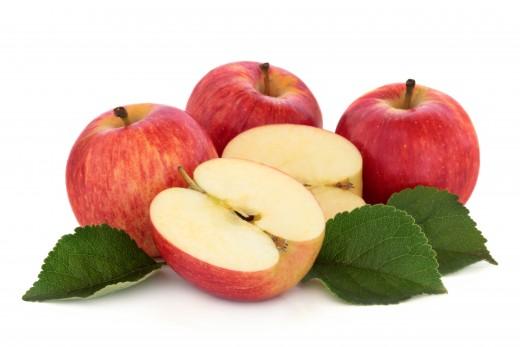 Juicy Gala Apples