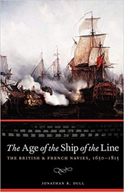 The Age of the Ship of the Line: The British and French Navies, 1650-1815 - Surely this has been done before?